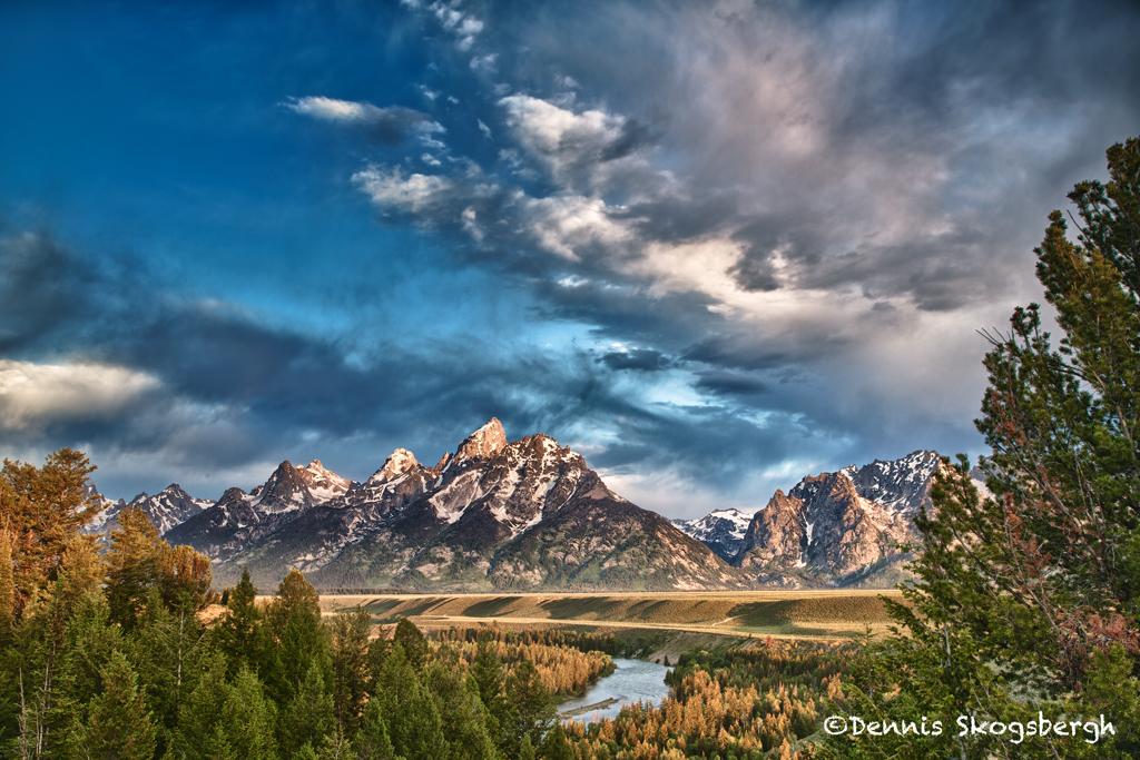 Snake River Grand Teton National Park Wyoming