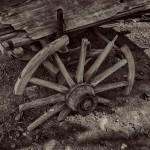 1738 Wagon Wheel, Cade's Cove