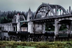 3249 Siuslaw River Bridge at Florence, OR