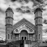 3286 Church of San Rafael, Zarcera, Costa Rica