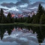 4415 Sunrise, Schwabacher's Landing, Grand Teton NP, WY