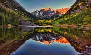 1003 Sunrise, Maroon Bells, CO