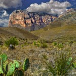 1020 El Capitan, Guadalupe Mountains, TX
