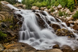 1024 Alluvial Fan Falls, Rocky Mountain National Park