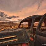 1036 Rusting Truck, Death Valley