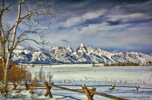 1043 Grand Teton, Grand Teton National Park, WY