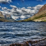 1058 St. Mary Lake, Wild Goose Island, Glacier National Park, MT