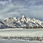 1095 Winter, Grand Teton