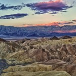 1097 Sunrise, Zabriskie Point, Death Valley National Park, CA