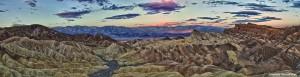 1097 Sunrise, Zabriskie Point, Death Valley National Park, CA