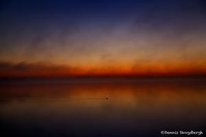 1105 Rolling Fog, Dawn, Hagerman National Wildlife Refuge, TX