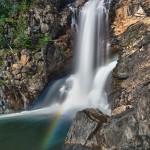 1112 Running Eagle Falls, Glacier National Park, MT