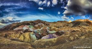 1213 Artist's Palette, Death Valley National Park