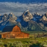 1277 John Moulton's Barn, Grand Teton, WY