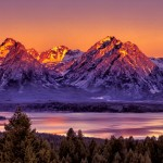1334 Teton Mountain Range