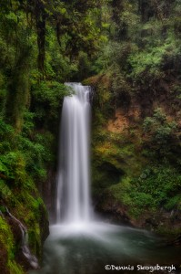 1987 La Paz Waterfall