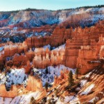 2140 Sunrise, Winter, Bryce Canyon National Park