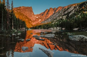 2218 Sunrise, Dream Lake