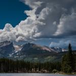2228 Storm Clouds, Sprague Lake