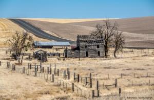 2784 Abandoned Homestead, Wasco, OR
