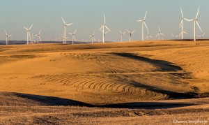 2788 Klondike Wind Farm, Wasco, OR