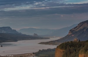 2811 Columbia River Gorge. Oregon
