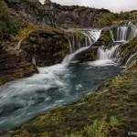2828 Thkorsardalur, Iceland, waterfall