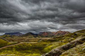 2851 Sigalda, Southern Iceland