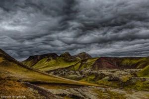 2852 Sigalda, Southern Iceland