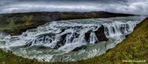 2861 Gullfoss, Iceland, waterfall