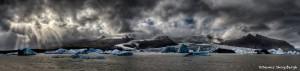 2863 Fjallsarlon Glacier Lagoon, Iceland