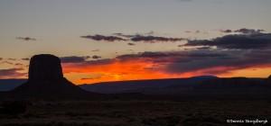 2876 Sunset, Monument Valley, Utah