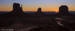 2880 Sunrise, Monument Valley, Utah