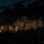 2924 Pre-dawn, Fairmont Banff Springs Hotel