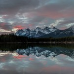 2927 Sunrise, Herbert Lake, Banff National Park, Alberta, Canada