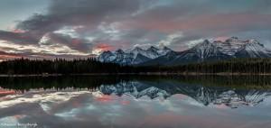 2927 Sunrise, Herbert Lake, Banff National Park, Alberta, Canada