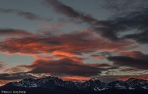 2932 Sunset, Banff National Park, Alberta Canada