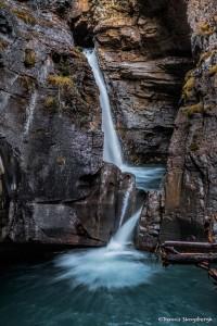 2936 Johnston Canyon, Banff National Park, Alberta, Canada