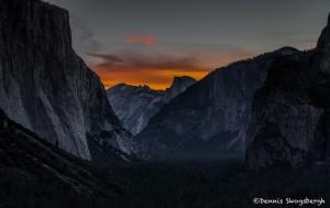 2948 Sunrise, Tunnel View, Yosemite National Park, CA
