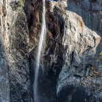 2950 Bridalveil Fall, November, Yosemite National Park, CA