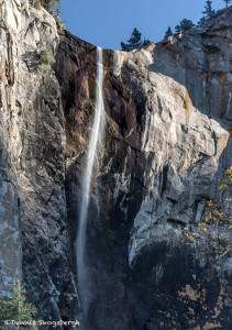 2950 Bridalveil Fall, November, Yosemite National Park, CA