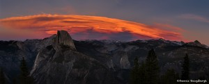 2951 Sunset, Glacier Point, November, Yosemite National Park, CA