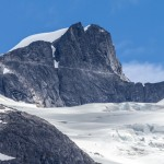 3570 Peak Along Endicott Arm at Saywer's Glacier, Southeast Alaska