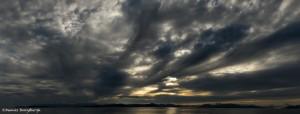 3585 Pre-Sunset, Frederick Sound, Alaska