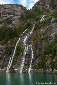 3589 Waterfall, Endicott Arm, Alaska