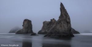 3626 Fog, Bandon Beach, Oregon