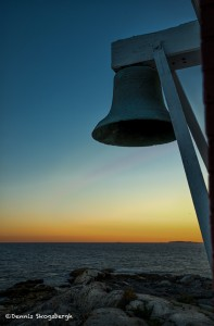 3758 sunset, Penaquid Point Lighthouse. Bristol, ME