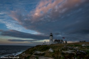 3759 Sunrise, Pemaquid Point Lighthouse, Bristol, ME