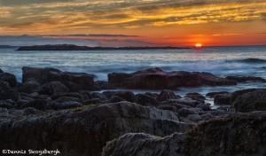 3779 Sunrise, Boulder Beach, Acadia NP, ME