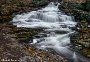 3789 Seneca Falls, October, Ricketts Glen State Park, PA